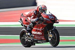 Dovizioso croit en ses chances de se battre contre Márquez en course