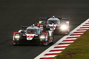 Fuji WEC: Toyota locks out front row in qualifying