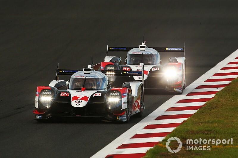 Fuji WEC: Toyota sıralamalarda ilk çizgiyi aldı