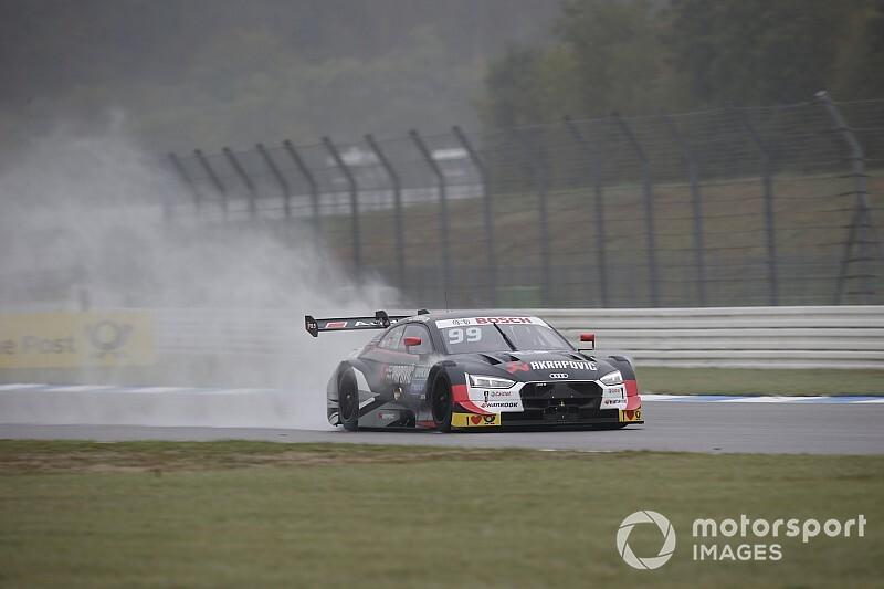 DTM:ロッケンフェラー予選最速もPPはミューラー。日本勢はキャシディが16番手