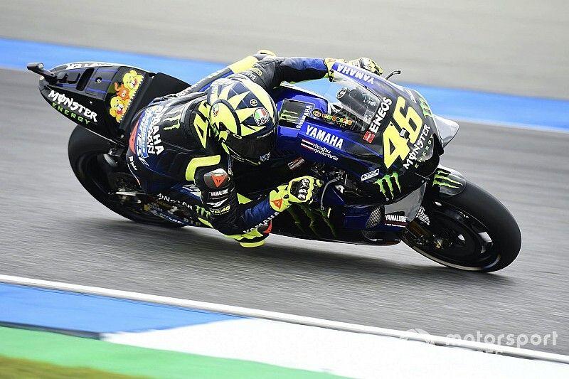 """Rossi: """"No esperaba que Quartararo fuera tan rápido en su primer año"""""""