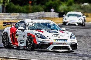 Antoszewski frunął w Porsche