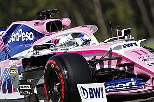 Pérez: Mañana hay que ganarle a Raikkonen la posición