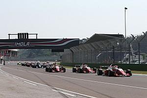 F4 e Formula Regional: variazione al calendario 2020