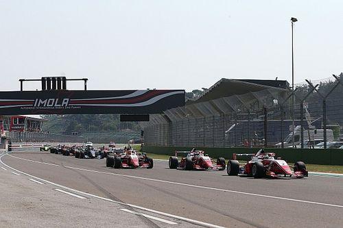 ACI Sport pubblica il nuovo calendario di Formula Regional e F4