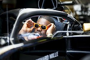 Hungarian GP: Best images from Budapest on Thursday