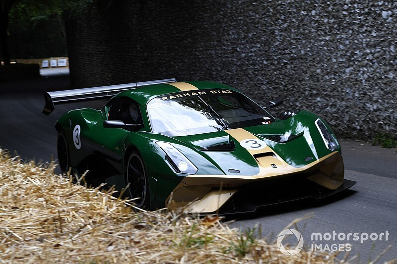 "Brabham must ""earn the right"" to hypercar programme"