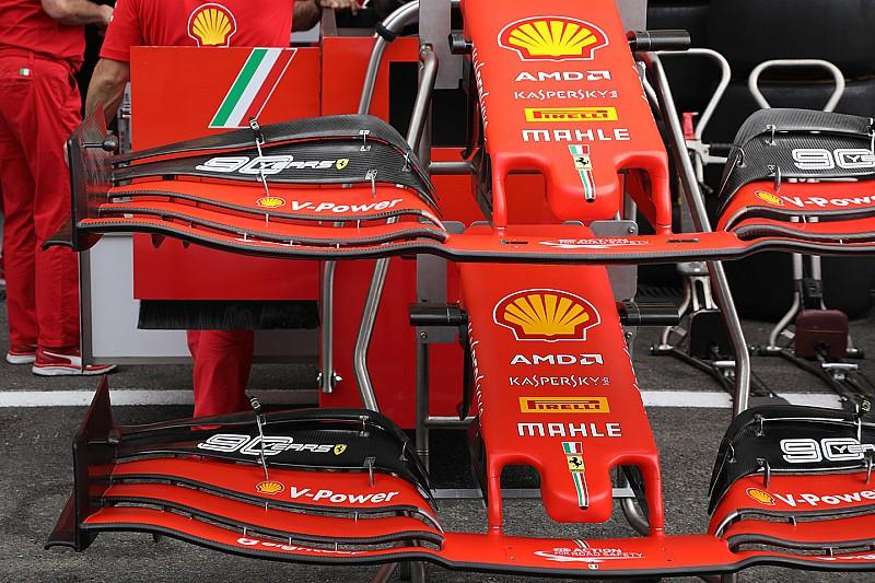 Fotos: los detalles de los coches actualizados para Bélgica