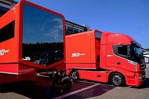 Hidrogénhajtású kamionokat használhat az F1 a jövőben