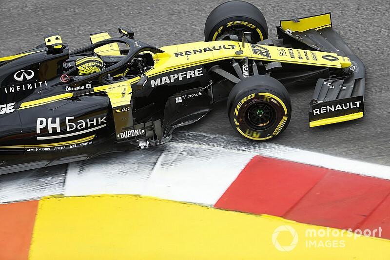 Renault привезет в Японию новое переднее антикрыло