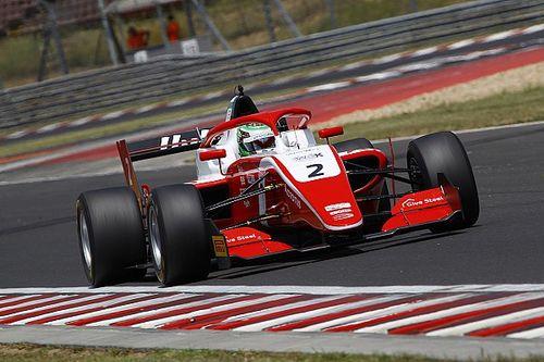 Formula Regional, Hungaroring: Vesti guida la tripletta Prema in Gara 1