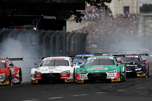 Audi reveals DTM has banned team orders in 2020