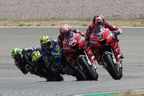 GALERI: Foto-foto terbaik MotoGP Jerman