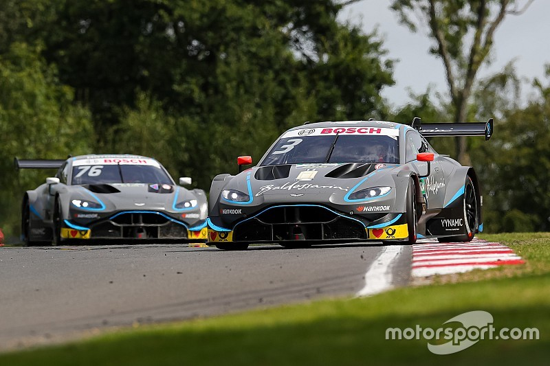 "Aston squad proud of progress in ""the F1 of touring cars"""