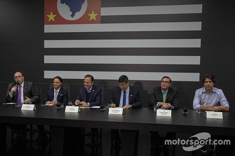 Com Massa e Doria, encontro encaminha Mundial de Kart no Brasil