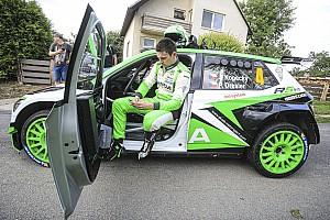 В мировом ралли опять появится класс WRC 3