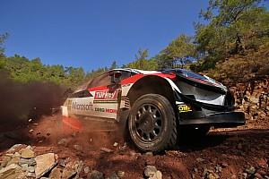 Michelin rezygnuje z WRC?