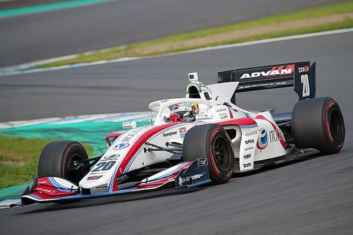 Motegi Super Formula: Hirakawa wins, Cassidy takes points lead