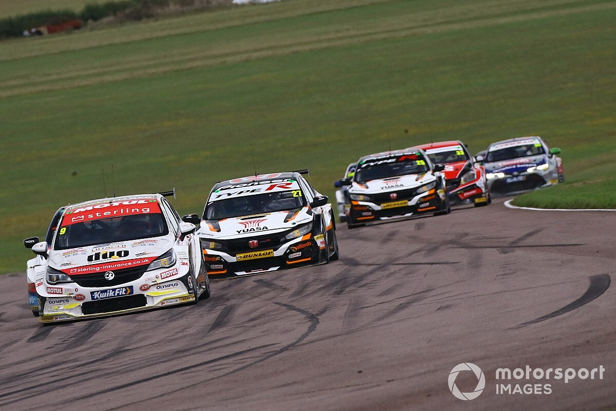 M-Sport to supply BTCC's TOCA engine from 2022