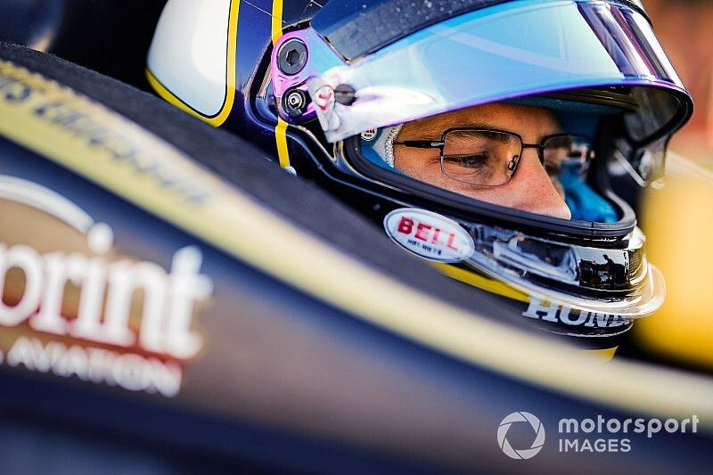 How F1 outcast Ericsson secured one of IndyCar's top seats