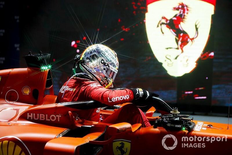 La noche de Singapur volvió a dejar las mejores fotos de F1