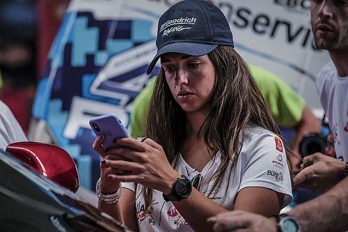¡Cristina Gutiérrez, con MINI en el Rally de Andalucía!