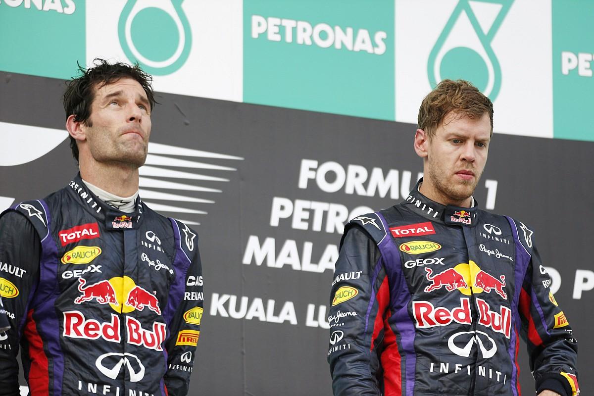 Vettel: Ferrari-teamorders heel anders dan bij Red Bull Racing