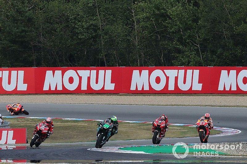 MotoGP Brünn 2019: Die Rennen im Live-Ticker