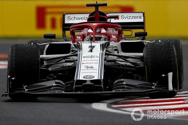 Räikkönentire le bilan du début de saison d'Alfa Romeo