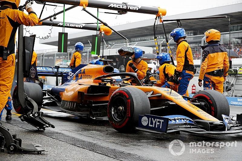 McLaren pojechał zbyt asekuracyjnie