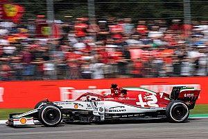Raikkonen to start Italian GP from pitlane