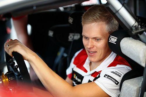 """WRC, Tanak: """"Non ho rinnovato con Toyota. Mi serve altro tempo"""""""