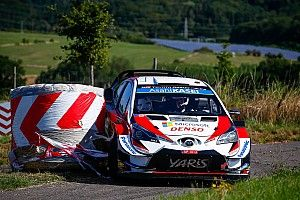 WRC Duitsland: Neuville zit Tanak op de hielen