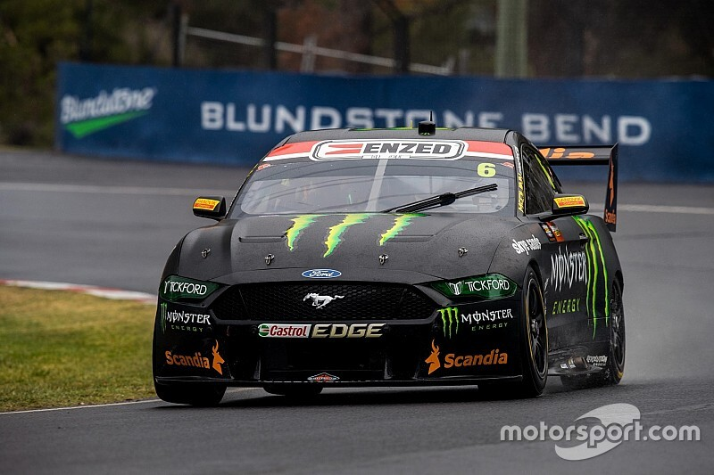 Waters reflects on Bathurst qualifying near-miss