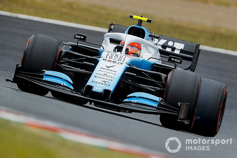 Rififi pour un aileron : Kubica descend Williams
