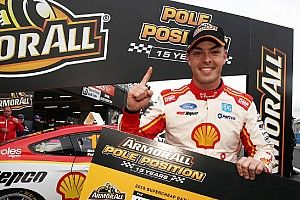 Bathurst 1000: McLaughlin takes pole with record Shootout lap