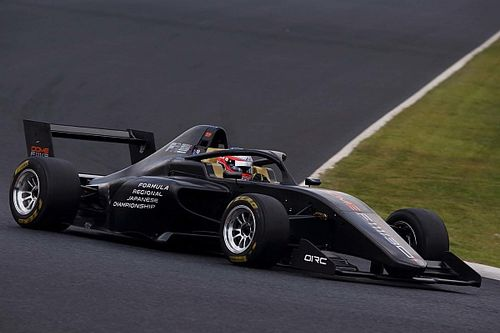Formula Regional F3 concept set to launch in Japan