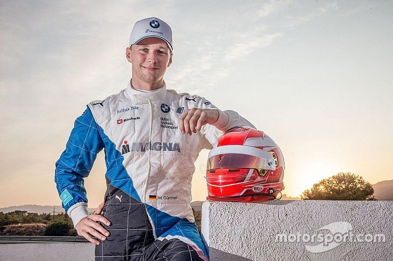 Gunther replaces da Costa at BMW Formula E squad