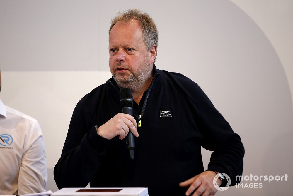 Aston Martin: esce Palmer, il nuovo CEO arriva da AMG