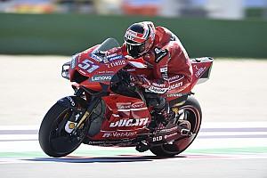 Test team al lavoro in Europa per Aprilia, Ducati e KTM