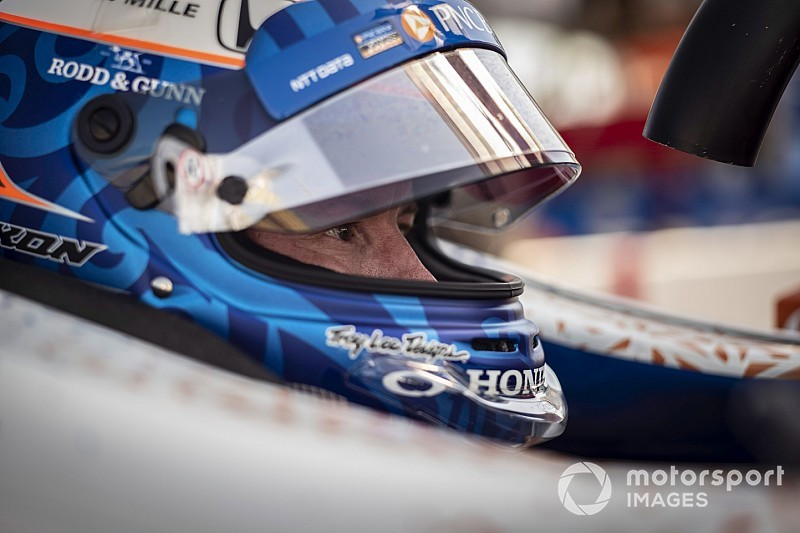 Rekordzista Honda Indy 200