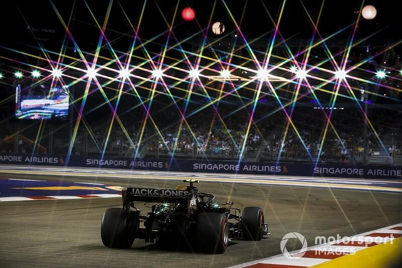 Formel 1 Singapur 2019: Das Rennen im Formel-1-Live-Ticker