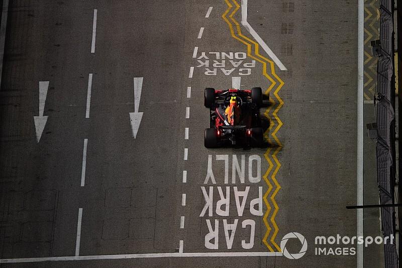 Albon, Verstappen'in performansıyla ilgilenmiyor