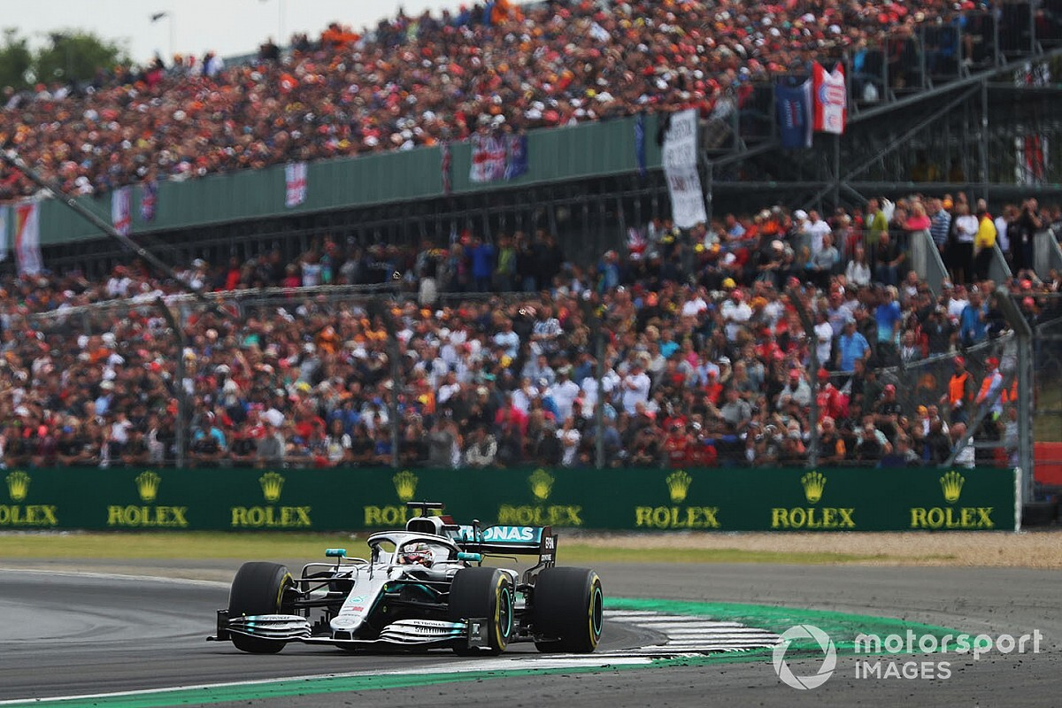 Silverstone reaches deal to host two F1 races