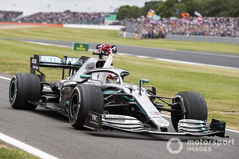 Hamilton: il giro più veloce con le Soft sarebbe stato da pole!