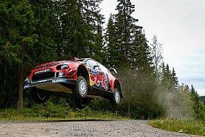 WRC, Citroen: Lappi e Ogier promuovono gli aggiornamenti delle C3