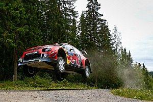 ANZEIGE: 35-Meter-Sprünge in der WRC nicht ideal für den Motor