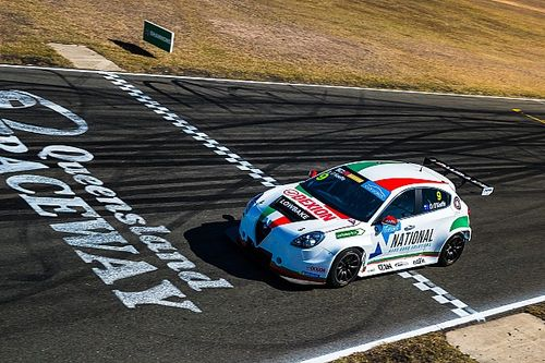 Ipswich TCR: O'Keeffe takes clinical Race 2 win