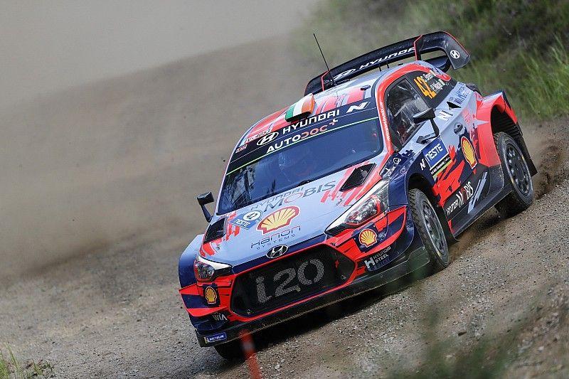 Hyundai confirms Breen for Wales Rally GB