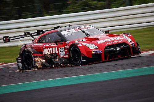 Suzuka Super GT: NISMO wins as Nissan locks out podium